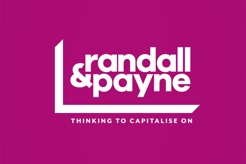 Randall & Payne brand by Alias, marketing agency Cheltenham