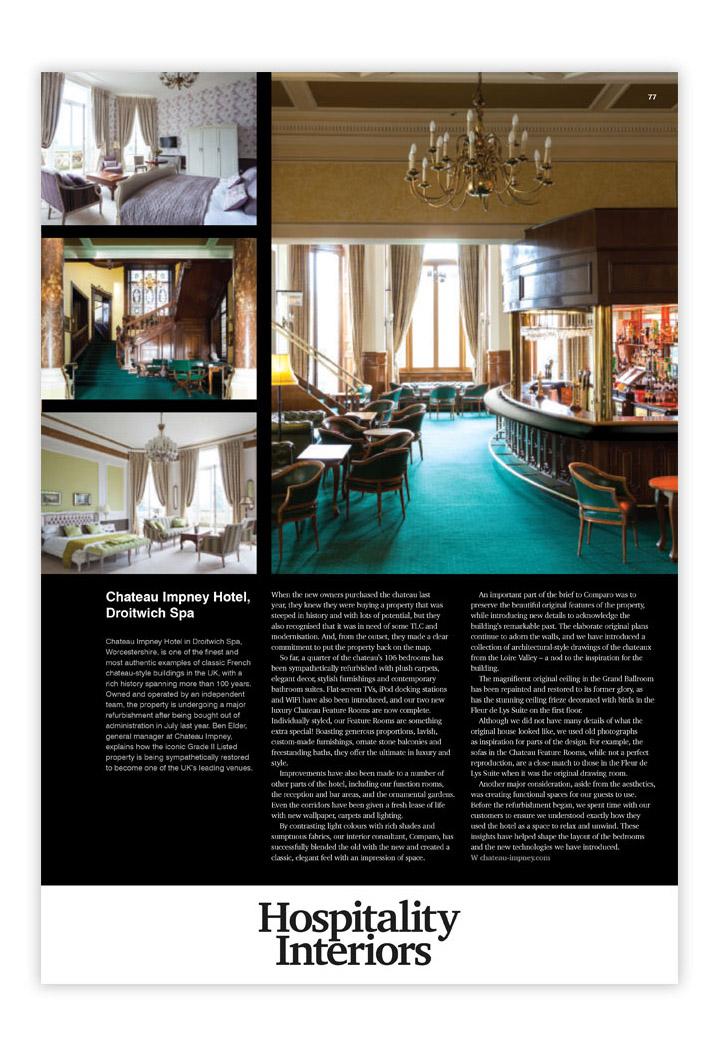 Hotel Marketing For Chateau Impney Alias Digital Agency Cheltenham